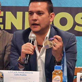 TOMAS GALLO Y EL #21K GUADALAJARA 2020