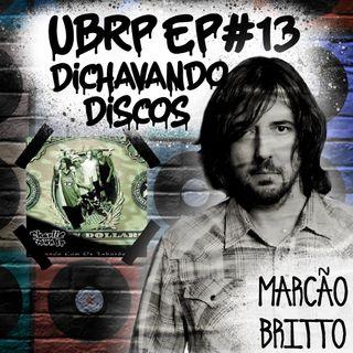 UBRP #13 MARCAO BRITTO (CHARLIE BROWN JR.)