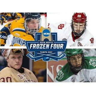 Frozen Four Preview Show