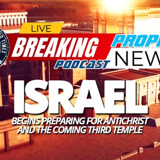 NTEB PROPHECY NEWS PODCAST: Israel Launches 'Green Pass' QR Code Digital Vaccination Passport As Jews Hold Day Of Prayer For Antichrist
