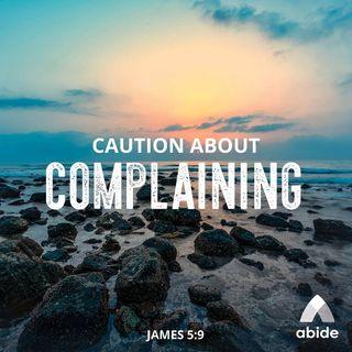 Do Not Grumble