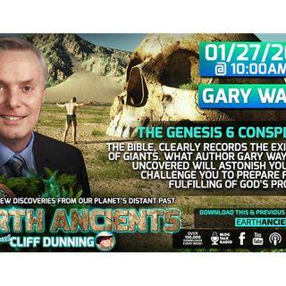 Gary Wayne: The Genesis 6 Conspiracy