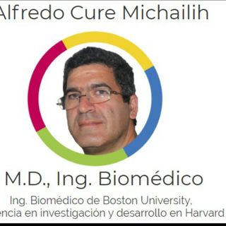 Entrevista al Dr. Alfredo Cure Michailih , biomédico , experto en lenguaje neurolinguistico