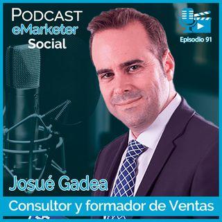 091 Entrevista a Josué Gadea: Su historia (1ª parte)
