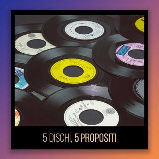 EP #1: 5 dischi per 5 propositi | Home Music Misc