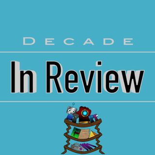 The Warped Shelf Decade in Review