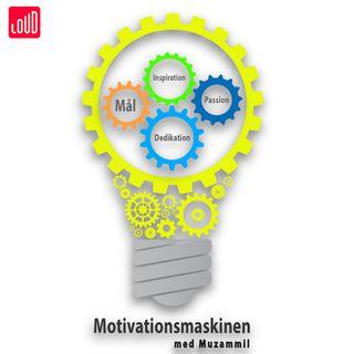MotivationsMaskinen #8 Marie Holmer