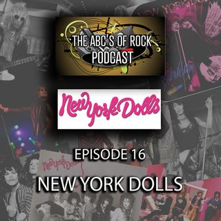 "New York Dolls - ""Long After a Masquerade"" - Episode 16"