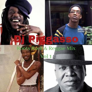 Roots Rock and Reggae Mix Vol 1