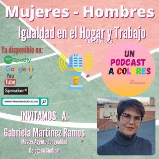 Mujeres Y Hombres Igualdad| En el Hogar y el Trabajo| Podcast#6