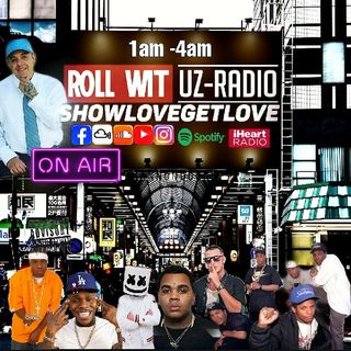 Roll Wit Uz Radio ( live )