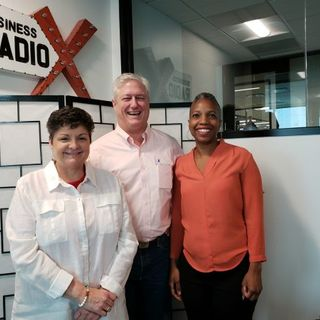 Jim Chapman with Jim Chapman Communities and Betsy Sheppard with Gilbert and Sheppard