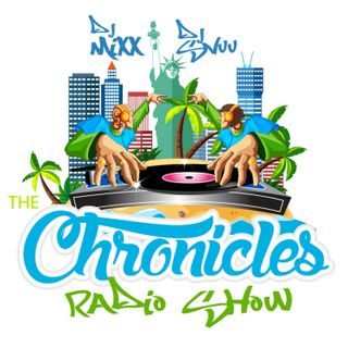 The Chronicles Episode 21-DJ MIXX-DJ SNUU-New Boom Bap