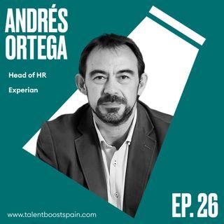Episodio 26: El futuro de RRHH en la era del teletrabajo. ¿Es el final de la función? con Andrés Ortega