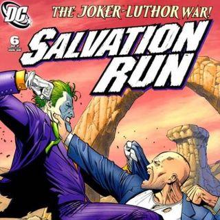 Source Material #170: Salvation Run Comics (DC, 2007)