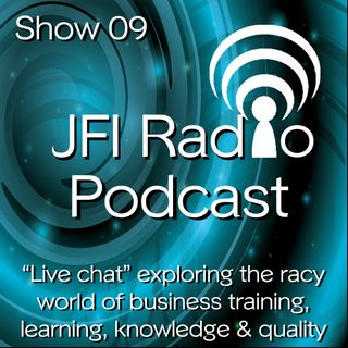 #09 JFI Radio 'LIVE' episode