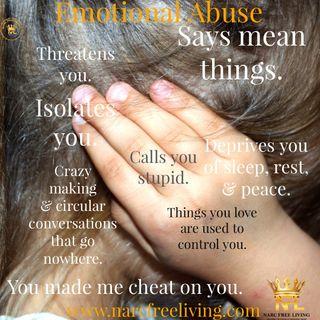 Domestic Violence, Narcissistic Abuse & Children