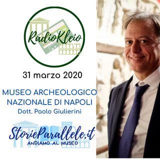 Andiamo al museo: Museo Archeologico Nazionale di Napoli - Dott. Paolo Giulierini