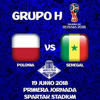 Polonia vs Senegal en VIVO