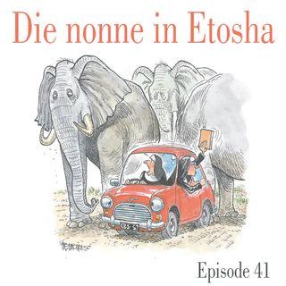 Ep.41 Die nonne in Etosha