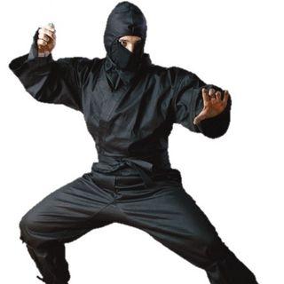 01x04 Black ninja Style con Ferninja