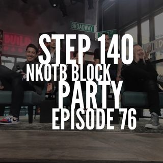NKOTB Block Party #76 - New Kids on the Block Fan Stories from Heather, Rebecca, Christie, and Paola