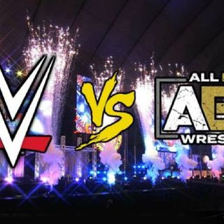 WWE VS AEW | Slam Talk Review
