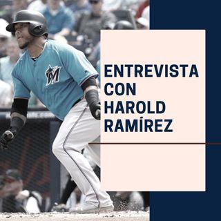 Harold Ramirez de los Marlins