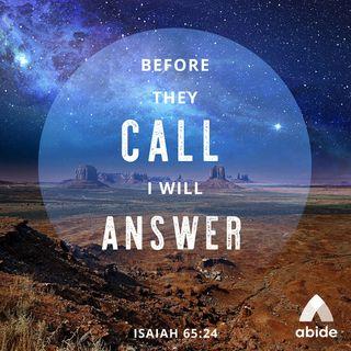 Does God Answer Prayer