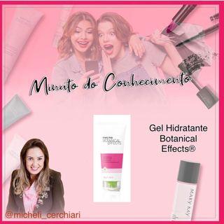 Gel Hidratante Botanical Effects®