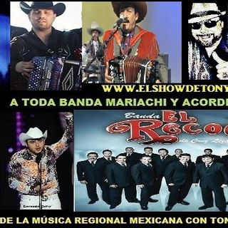 A Toda BANDA Mariachi, Norteño y Country Music