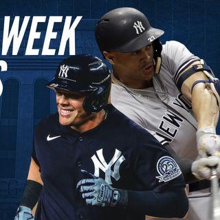 Yankees de Nueva York culminan su primera serie de la temporada MLB 2020