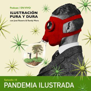 EPISODIO 10: Pandemia ilustrada
