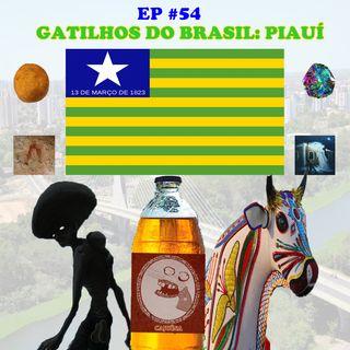 Episódio #54 - Gatilhos do Brasil: Piauí