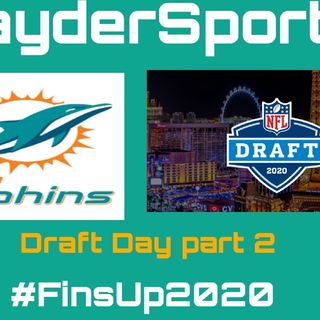 Miami Dolphins 1st Rd. 2020 Draft Analysis