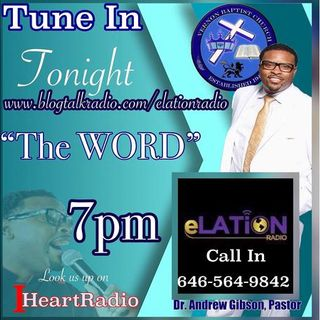 The Word with Pastor Gibson and Pastor Forrest