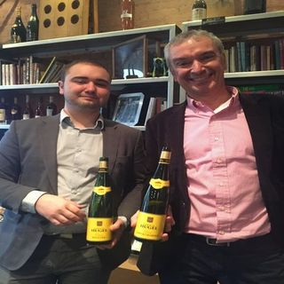 A Taste of Alsace: Famille Hugel Leads the Riesling Revolution