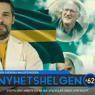 Nyhetshelgen #62 – Den svenska masspsykosen, kvinnliga sexköpare, Centerns mardröm