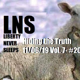 Hiding the Truth 11/06/19 Vol. 7- #205