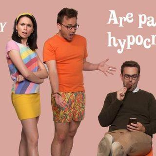 Are parents hypocrites?