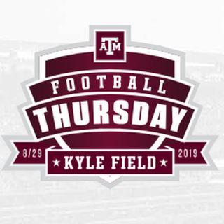 Texas A&M Creates Task Force for Aggie Football's Season Opener