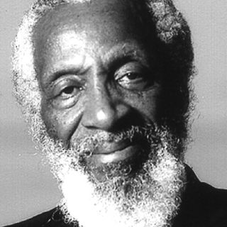 Rest In Peace Mr. Dick Gregory