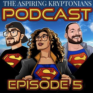 Ep #5 - Superman Red and Blue #1, Superman Vs Imperious Lex #1-3, Superman & Lois Ep #4-5 & DC Round Robin Round 2