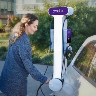 The Vast Potential of Networked EV Chargers [Content From Enel X]