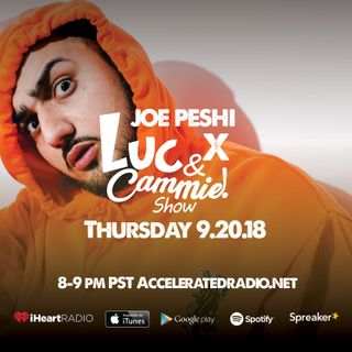 Accelerated Radio - Joe Peshi 9.20.18