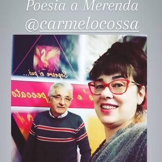 Poesia a Merenda  Carmelo Cossa a  Sognare si può
