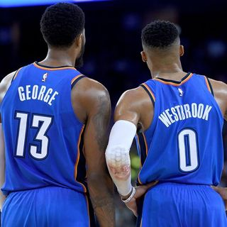 SoE Podcast Ep #1 How Far Can R.Westbrook & Paul George Take OKC ?