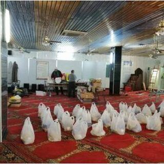 Una moschea romana durante l'emergenza, tra solidarietà e preghiere a distanza