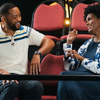 Will Smith & Janet Hubert Reunite Ending 27 Year Fued