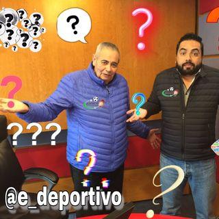 Comenzando Semana, pero dónde está?  Espacio Deportivo de la Tarde 03 de Diciembre 2018